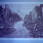 La ciudad de San Juan luego del terremoto de 1944