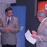 Rubén Nóbile y Jordi Font