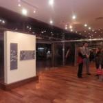 Vista del Salón de Exposiciones de Casa de Salta