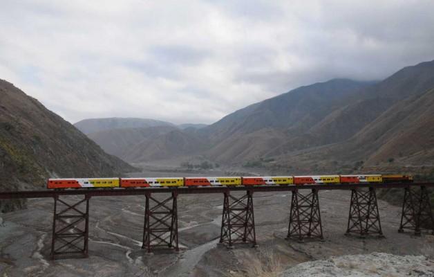 El Tren a las Nubes, el tren de todos.