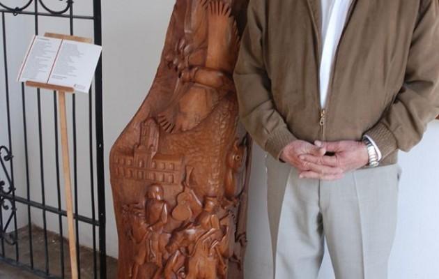 El poeta Antonio Esteban Agüero fue homenajeado en Merlo