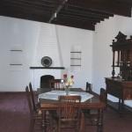 interior de la casa de Esteban Agüero