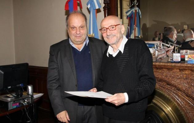 El director de teatro francés Philippe Genty es Huésped de Honor de la Ciudad de Buenos Aires