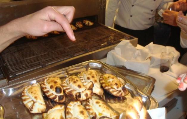 Empanadas tucumanas en Buenos Aires