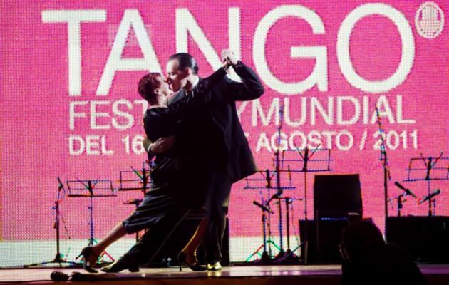 Tango, festival y mundial de tango en Buenos Aires