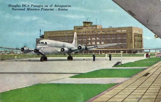 Aeropuerto Internacional Ministro Pistarini