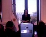 Cristina Fernández de Kirchner anunció el Plan Estratégico de Turismo 2020
