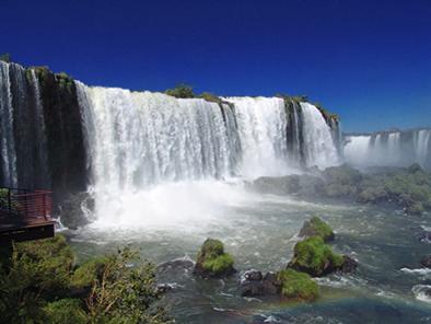 Cataratas de Iguazú ¿una de las 7 nuevas maravillas de la naturaleza?
