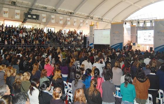 El Congreso Internacional de Educación comenzó en San Luis 2011