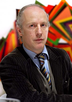 Ricardo Ramón Jarne, director del Centro Cultural de España en Buenos Aires