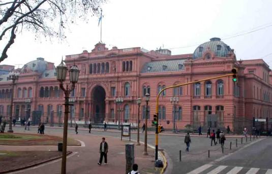 Casa de Gobierno de la Ciudad de Buenos Aires
