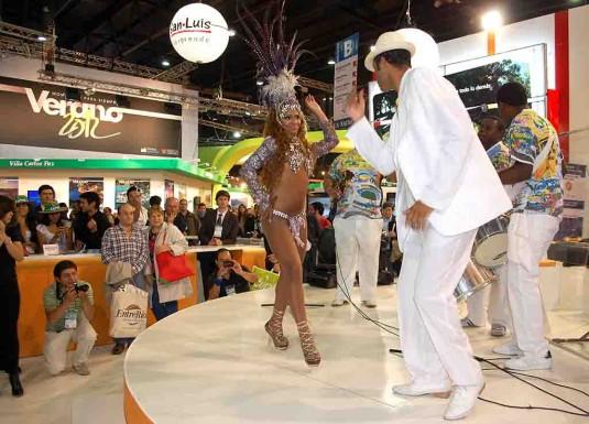 Carnaval de Río en San Luis
