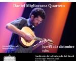 La Embajada de Brasil presenta al músico Daniel Migliavacca