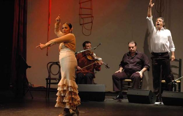 Atlántico Flamenco en la II Bienal de Flamenco de Buenos Aires