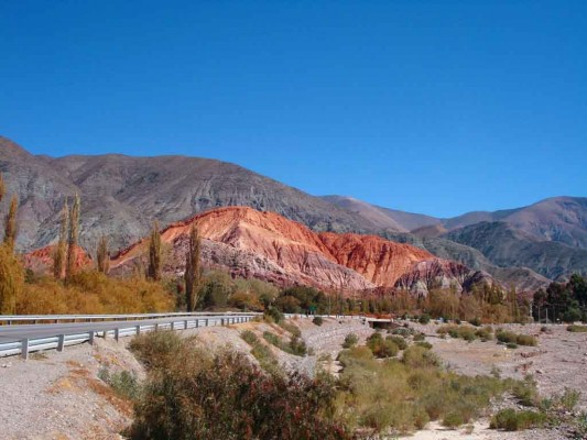 Quebrada de Humahuaca. Purmamarca. Gustavo Arévalos