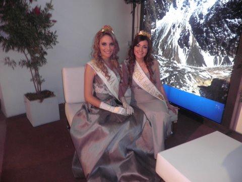 Reinas de la Fiesta del Sol 2011