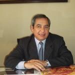Doctor Jorge Antonio Noceti, secretario de Turismo y Cultura de la provincia de Jujuy