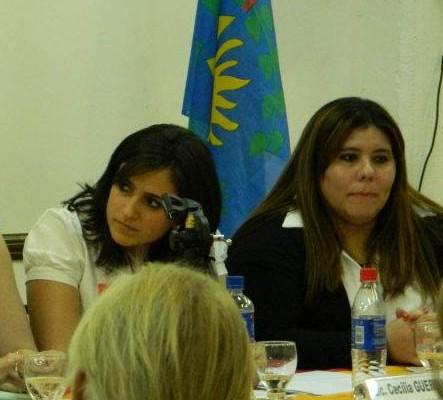 Violencia de género en las jornadas organizadas por el Consejo de Mujeres de Ituzaingó