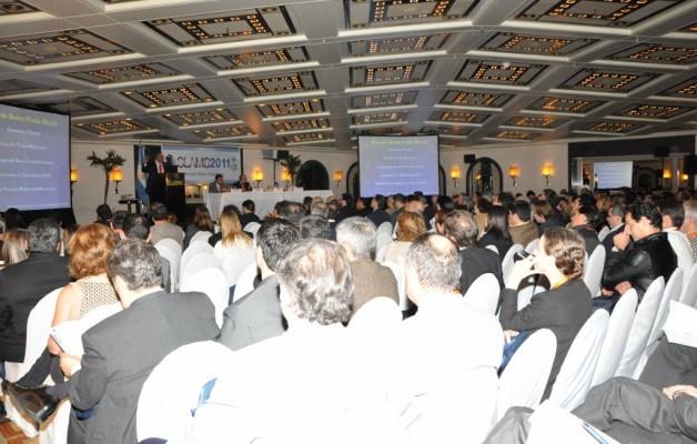 El XI Congreso SLAMS 2011, un encuentro latinoamericano de ciencia y amistad