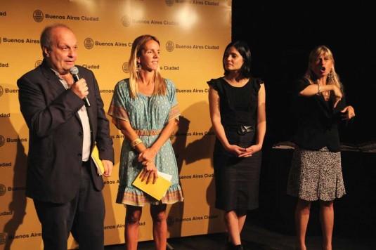 Hernán Lombardi, Ministro de Cultura del gobierno de la Ciudad
