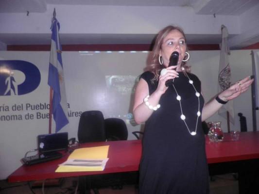 Licenciada Silvia Perelis