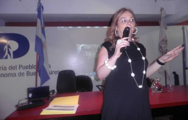 """La violencia analizada a través de la película """"Luna de Avellaneda"""" en las Jornadas de Violencia Familiar e Igualdad de Género"""
