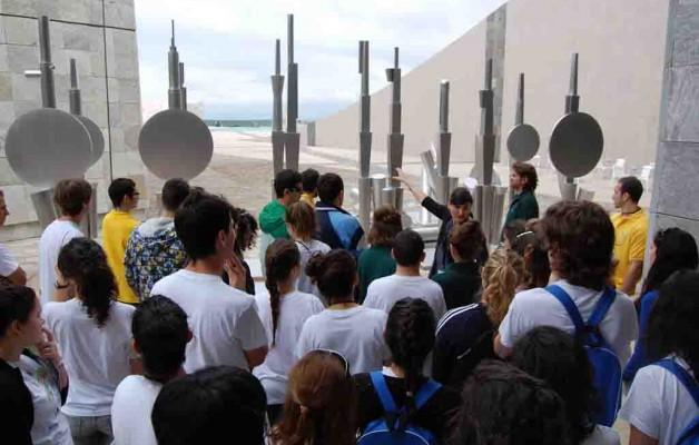 Jóvenes líderes de la colectividad española