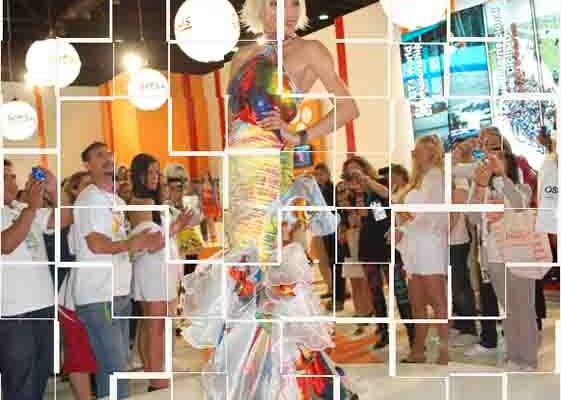 """Ingrid Grudke participará en la segunda edición del """"San Luis está de Moda"""""""