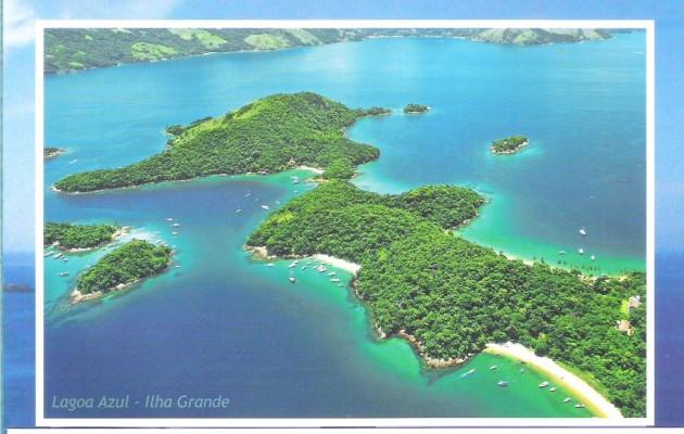 Angra do Reis, o Bahía de los Reyes, un paraíso en invierno y verano