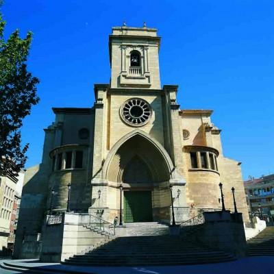 Catedral de San Juan. Albacete. Castilla la Mancha. España