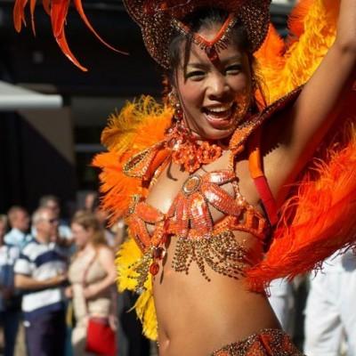 El samba es el tema musical del Carnaval de Río en San Luis