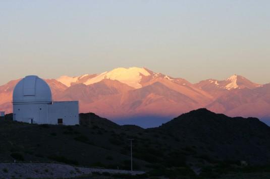 Complejo Astronómico El Leoncito (CASLEO)