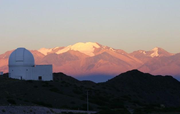 El Parque Nacional El Leoncito fue creado como Reserva Natural Estricta en 1994
