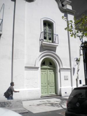 Frente de la Comisión Nacional de Museos y de Monumentos y Lugares Históricos