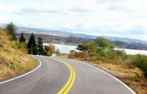 Llanos y lagunas, espacios naturales en el sur de San Luis