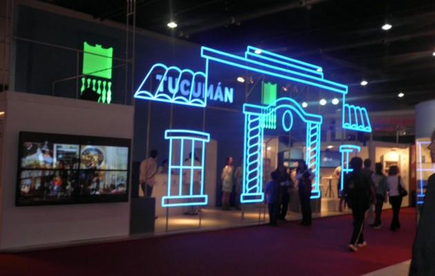 Tucumán en Buenos Aires, en la muestra del artista plástico Pablo Guiot