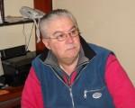 Andrés Vecino Sánchez, presidente del Centro Extremeño en Santa Fe, Argentina