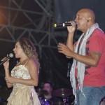 Daniela Mercury y El Bahiano