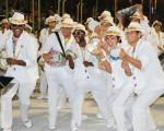"""La Comparsa """"Sierras del Carnaval""""  debutó  en la Tercera Edición del Carnaval de Río en San Luis"""