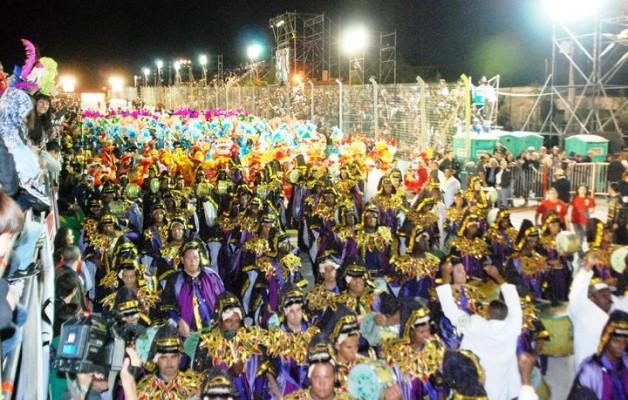 Daniela Mercuri será la madrina del Carnaval de Río en San Luis