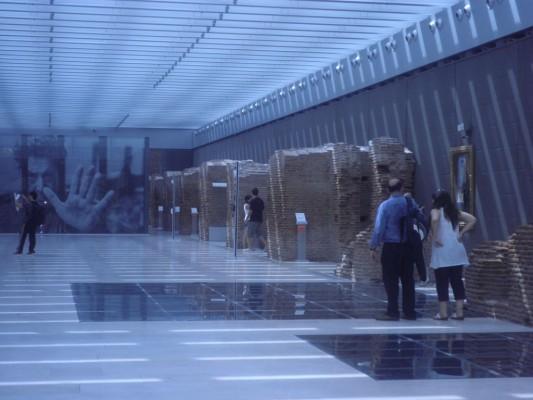 Museo del Bicentenario donde los alumnos de la ENaM realizan pasantías
