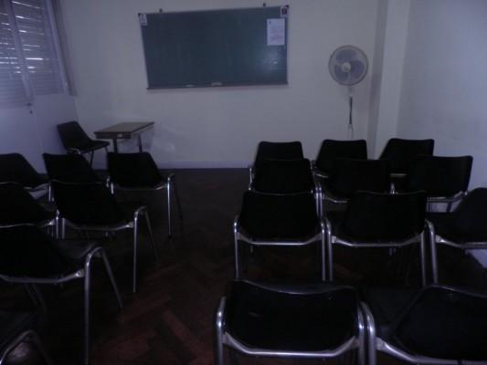 Aula de la Escuela Nacional de Museología