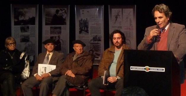El Bombardeo de Gernika fue recordado en una muestra inaugurada en Buenos Aires