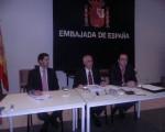 El Director General de Migraciones, Aurelio Miras Portugal, destacó los lazos entre Argentina y España