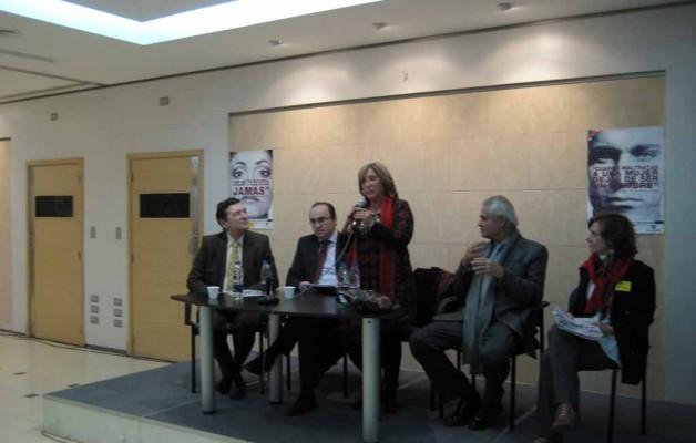 SOS Mujer 5, Agentes Sociales y Violencia