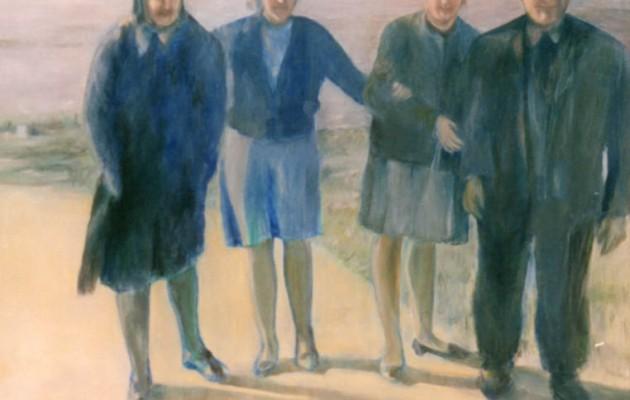 Retrospectiva. Rudesinda Arias Pinturas y Puntos