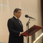 Coordinador residente del Sistema de Naciones Unidas, Martín Santiago