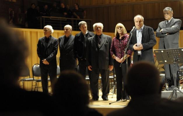 El año Piazzolla comenzó con un gran concierto homenaje al músico argentino