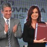 Cristina Kirchner en San Luis