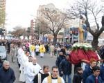 San Luis celebró  un nuevo aniversario de su fundación